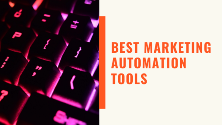 5 Best Marketing Automation Tools & Platforms in 2020